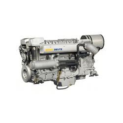 Motor vetus 210kw/286hp deutz 6 cilindros