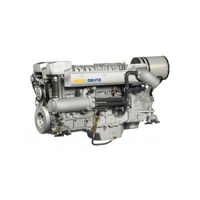 Motor  Vetus 210Kw/286Hp Deutz 6 C
