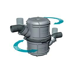 Colector Para Sistema De Escape ¢505 mm VETUS NPL 505