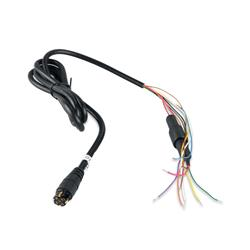 Gps cable 12v+data map276c con power data