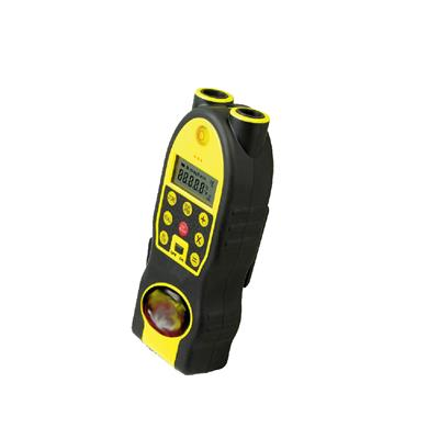 Metro ultrasonico con mira laser hasta 18 mts distancia/superficie/volumen