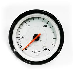 Reloj Cuenta Nudos 50 N/h Con Aro Negro Pricol