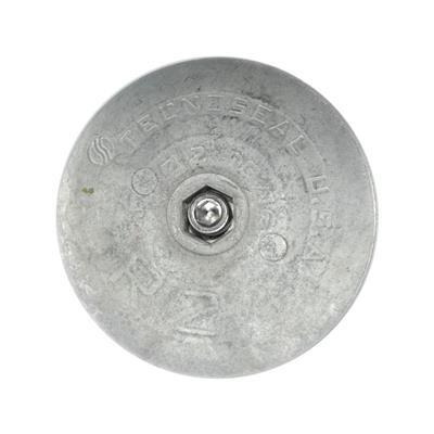 Ánodo disco río magnesio rudder 2.13/16 cmr02