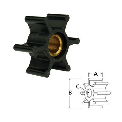 Rotor  1414-0001 Itt 875736-1