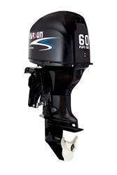 motor parsun 4t 25hp 498cc corto - manual con caña - 66kg