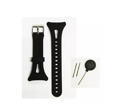 Reloj Malla Forerunner 10, 15 Grande Negra Uso Intensivo