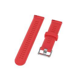 Malla para Reloj Garmin Forerunner 935 - 945 - Fenix - Quatix - Approach. Color Rojo.