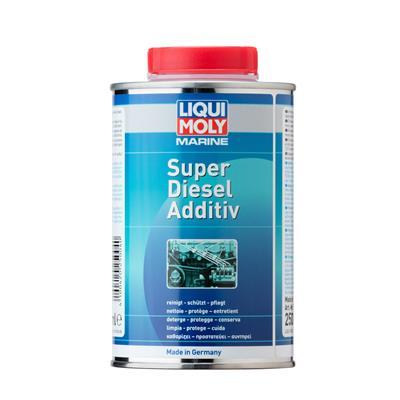 Aditivo - Motores Diesel - Liqui Moly Marine Super Diesel Additiv Limpia Inyectores 500 ml
