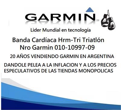 Banda de Ritmo Cardíaco HRM-RUN Monitor