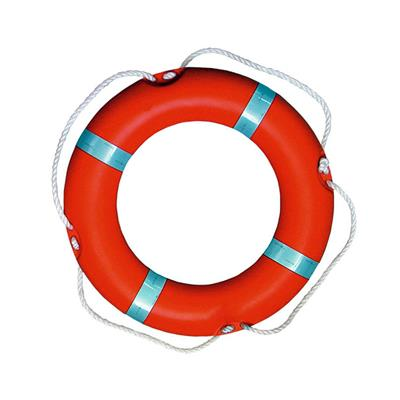 Aro Salvavidas Circular de 61 Cm Kit + Cabo 30 Mts 14600 14944