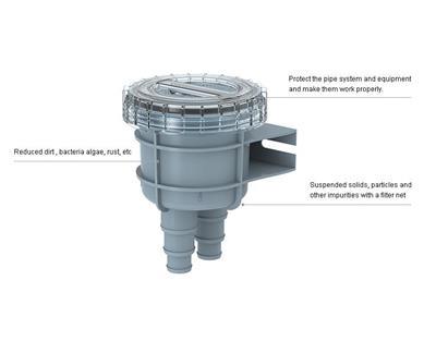 Filtro  Agua Motor D 25/32/38 mm