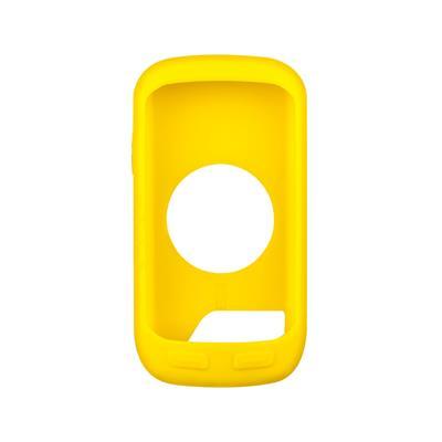 Ciclocomputador Funda Silicona para gps garmin edge 1000 amarilla