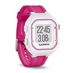 Reloj Forerunner 35 con Frecuencia Cardiaca en la Muñeca Color Blanco y Rosa