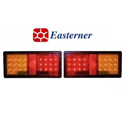 Trailer Luces Traseras Sumergible 203x94 mm