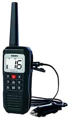 Radio Handy Uniden Atlantis 155