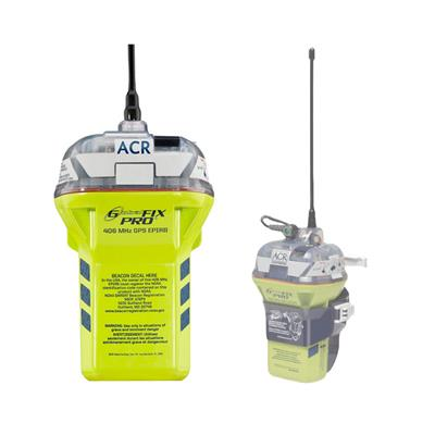 Epirb acr globalfix pro 406 cat 1 clase 2 automático