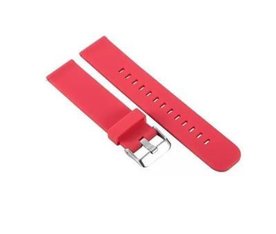 Reloj Malla Amazfit Pace Stratos Samsung S2 S3 Roja
