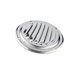 Rejilla inoxidable circular 125mm