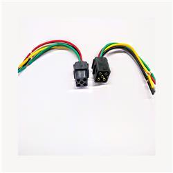 Trailer Ficha Redonda 5 Cables
