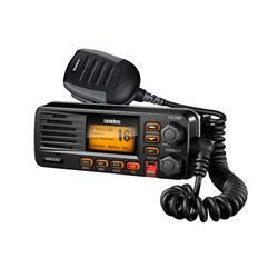 Equipo Fijo Radio Vhf Uniden Um380 C Señal De Socorro Automática