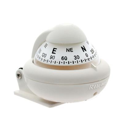 Compas Soporte 50 mm Ritch x10Wm Blanco