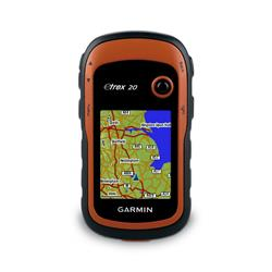 Gps garmin etrex 20 color 1.7gb memoria-200 rutas + 2000wpt + areas