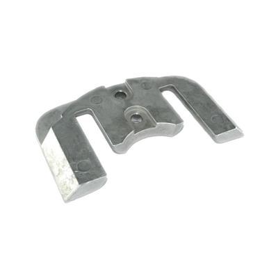 Ánodo mercury 821630 salobre aluminio