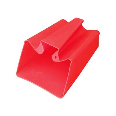 Achicador De Agua Manual De Plástico Rojo 1 Lts