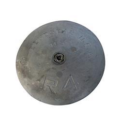 Ánodo disco mar zinc rudder 5