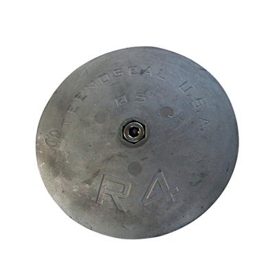 Ánodo disco mar zinc rudder 5 cmr04
