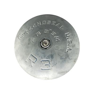 Anodo Disco Mar Zn Rudder 3.3/4 R3