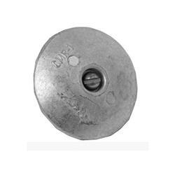 Ánodo disco mar zinc rudder 2.13/16