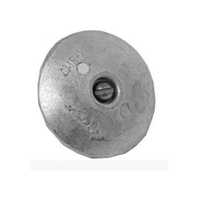 Ánodo disco mar zinc rudder 2.13/16 cmr02