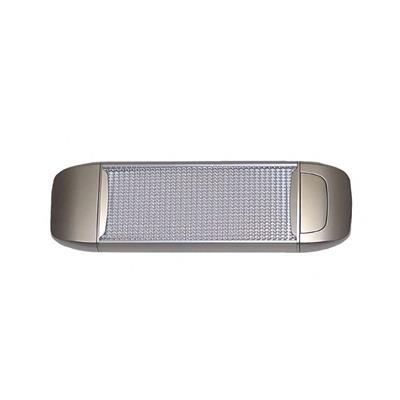 Plafón led 90x19x15mm 48 led alumino