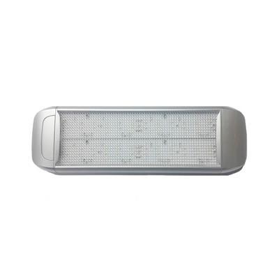 Plafón led 90x400x15mm 144 led alumino
