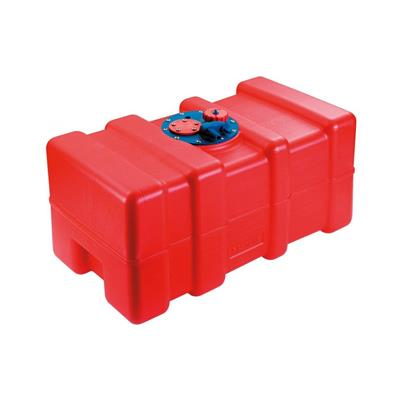 Tanque para combustible 55lts 650lx300hx350a mm