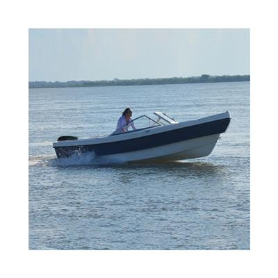 Tracker acquamarine 5.3 open con motor parsun 60hp 2t con power