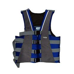 Chaleco wakeboard 4 tiras 5xxl 100/120 para alta perfomancia