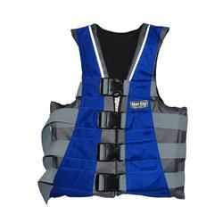 Chaleco wakeboard 4 tiras 6xxxl 120/150 para alta perfomancia