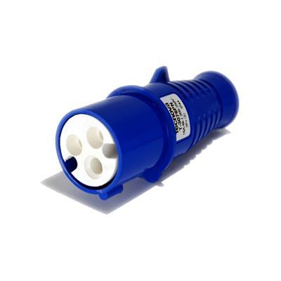Electricidad 220V/16A Ficha Hembra Ip44 16A