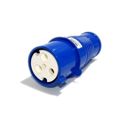 Electricidad 220V/32A Ficha Hembra Ip44 32A
