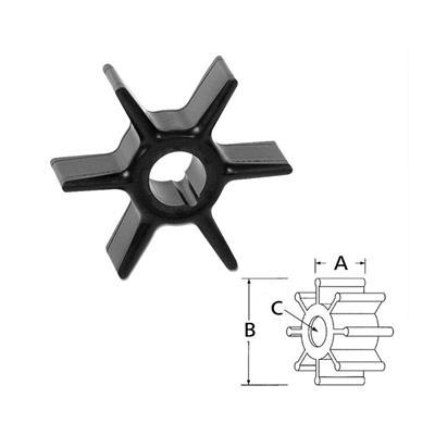 Rotor Mercury 30 40 50 55 60 70 75Hp 47-19453T 18-8900