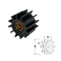 Rotor 13554-0001rx johnson 812b
