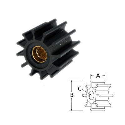 Rotor 13554-0001Rx Joh 812B