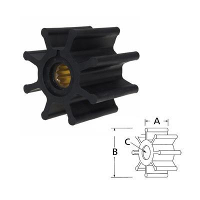 Rotor 18838-0001Rx Vol 835512 83587