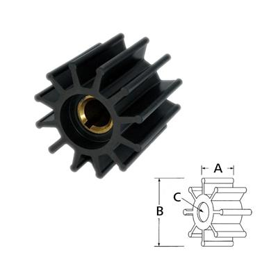 Rotor 18958-0001Rx Cat3208/3116/313