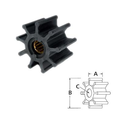 Rotor   836-0001Rx Volvo 875660-3
