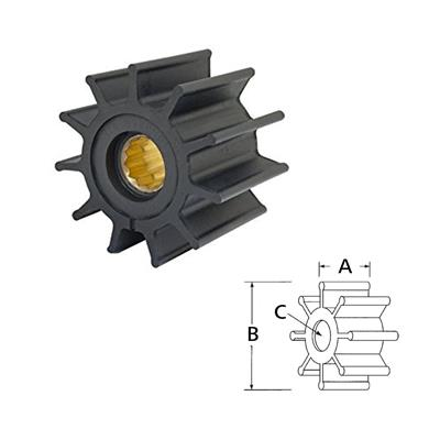 Rotor 17935-0001Rx Volvo 807904 82594