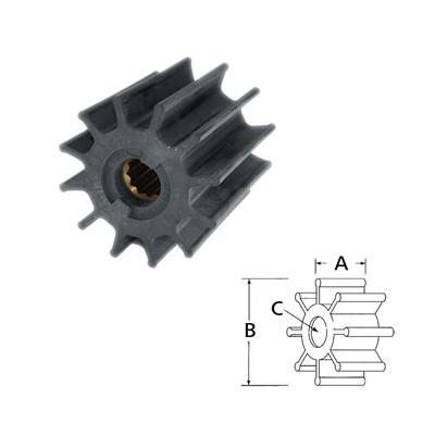 Rotor 17936-0001Rx Volvo 842857 84468