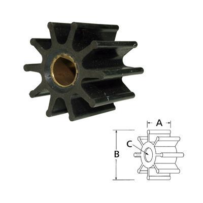 Rotor 17954-0001Rg Mercrui 47-59362